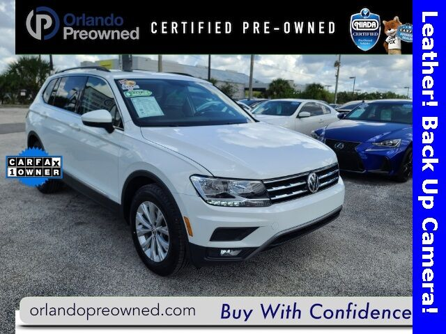 2018 Volkswagen Tiguan 2.0T SE Orlando FL