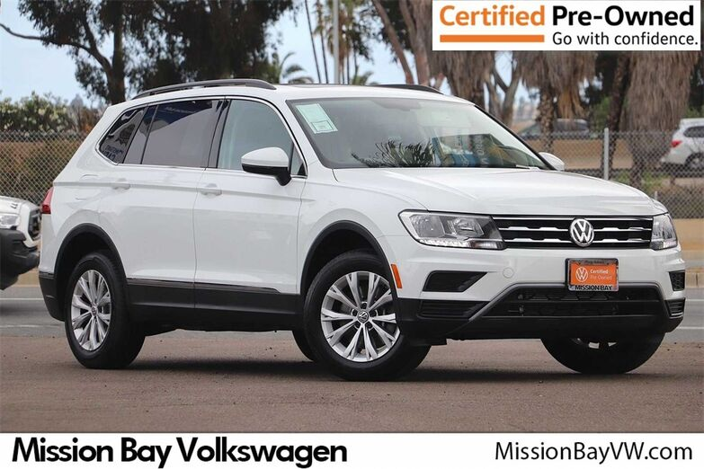 2018 Volkswagen Tiguan 2.0T SE San Diego CA