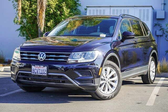 2018 Volkswagen Tiguan 2.0T SE Redwood City CA