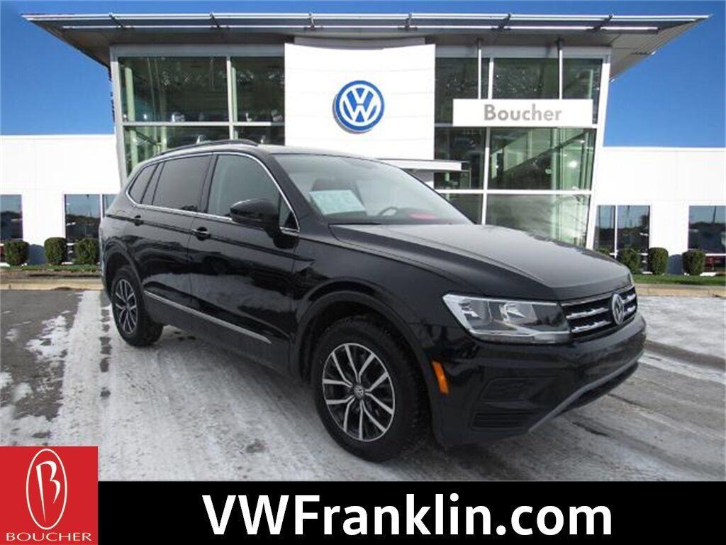 2018 Volkswagen Tiguan 2.0T SE w/Panoramic Roof 4Motion Franklin WI