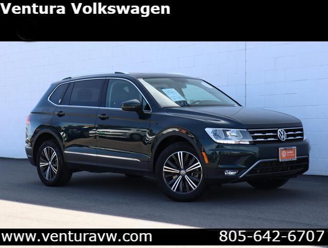 2018 Volkswagen Tiguan 2.0T SEL 4MOTION Ventura CA