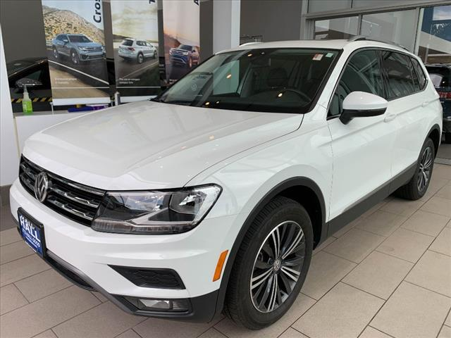 2018 Volkswagen Tiguan 2.0T SEL 4Motion Brookfield WI