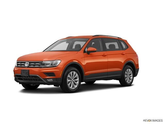 2018 Volkswagen Tiguan 2.0T SEL 4Motion Lower Burrell PA
