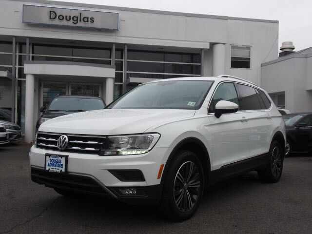 2018 Volkswagen Tiguan 2.0T SEL 4Motion Summit NJ