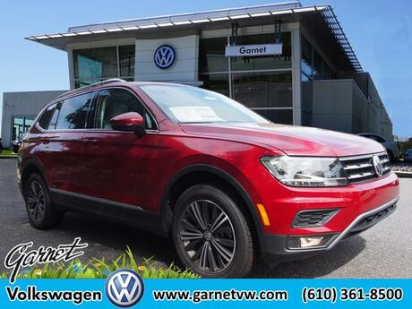 2018 Volkswagen Tiguan 2.0T SEL 4Motion West Chester PA