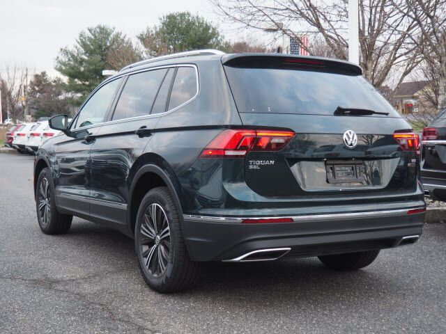 2018 Volkswagen Tiguan 2.0T SEL 4Motion w/3rd Row West Chester PA