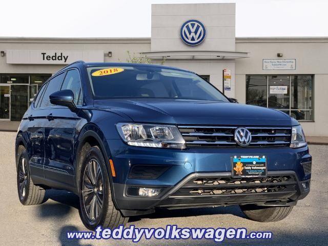 2018 Volkswagen Tiguan 2.0T SEL Bronx NY