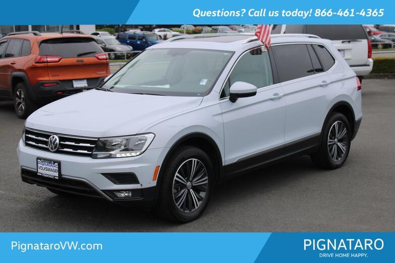 2018 Volkswagen Tiguan 2.0T SEL Everett WA