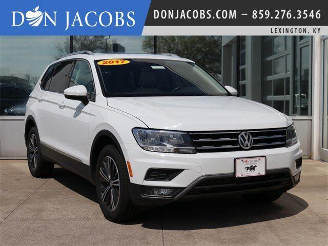 2018 Volkswagen Tiguan 2.0T SEL Lexington KY