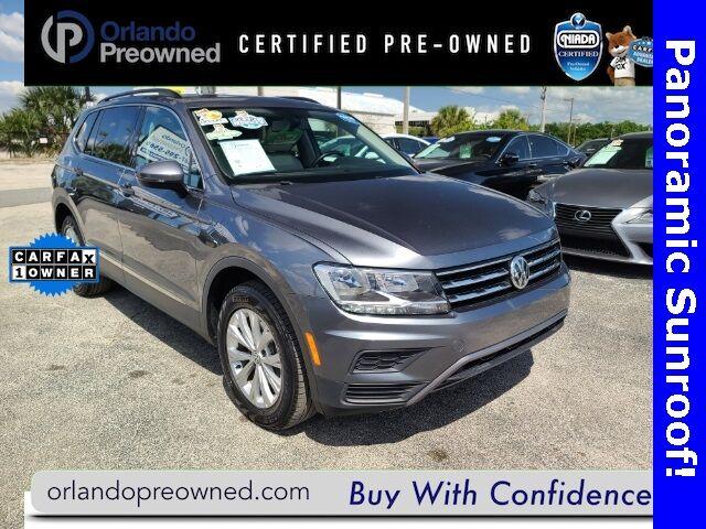 2018 Volkswagen Tiguan 2.0T SEL Orlando FL