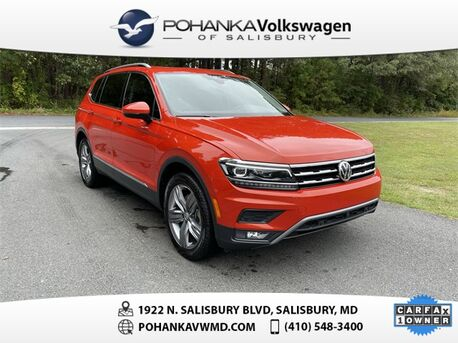 2018_Volkswagen_Tiguan_2.0T SEL Premium 4Motion ** VW CERTIFIED **_ Salisbury MD