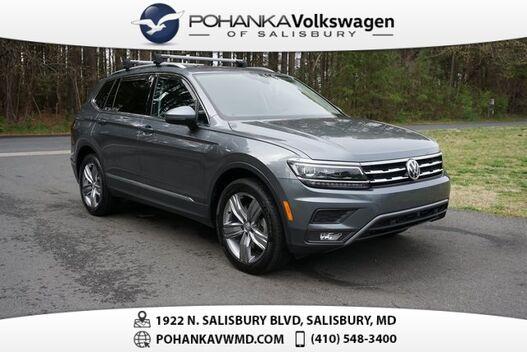 2018_Volkswagen_Tiguan_2.0T SEL Premium 4Motion_ Salisbury MD