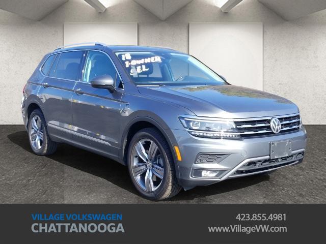 2018 Volkswagen Tiguan 2.0T SEL Premium Chattanooga TN