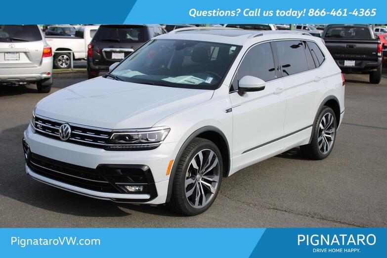 2018 Volkswagen Tiguan 2.0T SEL Premium Everett WA