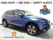 Volkswagen Tiguan 2.0T SEL Premium *NAVIGATION, BLIND SPOT ALERT, COLLISION ALERT w/BRAKING, SURROUND CAMERAS, PANORAMA MOONROOF, 3RD ROW, FENDER AUDIO, APPLE CARPLAY 2018