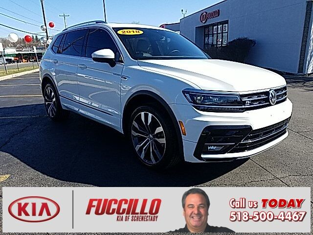 2018 Volkswagen Tiguan 2.0T SEL Schenectady NY