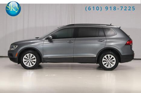 2018_Volkswagen_Tiguan 4MOTION AWD_SE_ West Chester PA