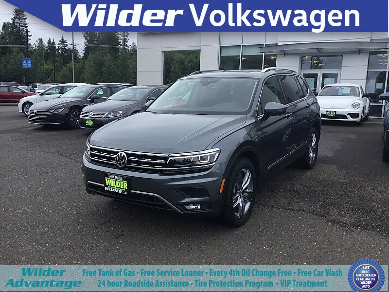 2018 Volkswagen Tiguan 4d SUV SEL Premium 4Motion Port Angeles WA
