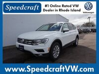 Volkswagen Tiguan AWD 2.0T S 4Motion 4dr SUV 2018