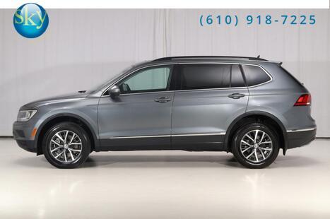 2018_Volkswagen_Tiguan AWD_SE 7-PASSENGER_ West Chester PA
