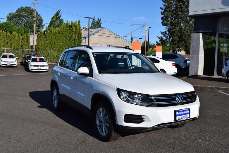 2018 Volkswagen Tiguan Limited  McMinnville OR
