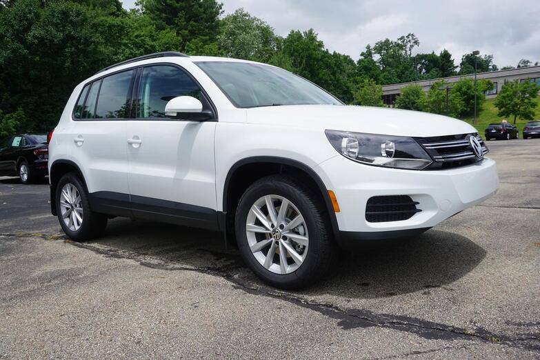 2018 Volkswagen Tiguan Limited  Pittsburgh PA