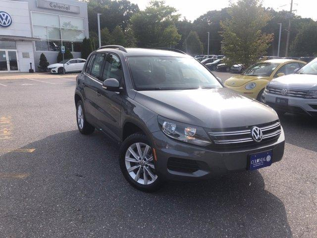 2018 Volkswagen Tiguan Limited 2.0T 4MOTION Westborough MA