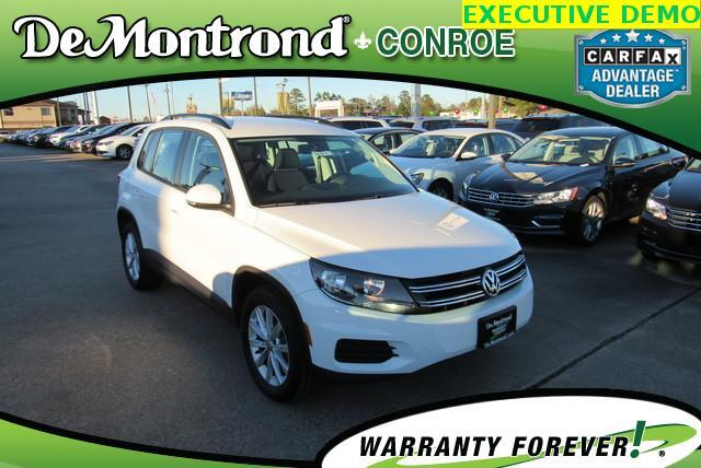 2018 Volkswagen Tiguan Limited 2.0T 4MOTION Conroe TX