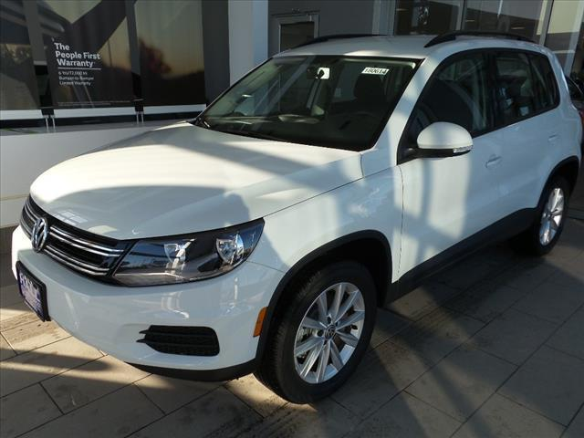 2018 Volkswagen Tiguan Limited 2.0T 4Motion Brookfield WI