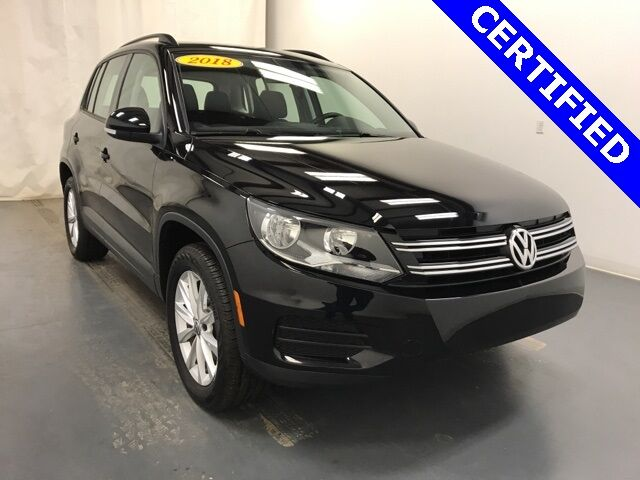 2018 Volkswagen Tiguan Limited 2.0T 4Motion Holland MI