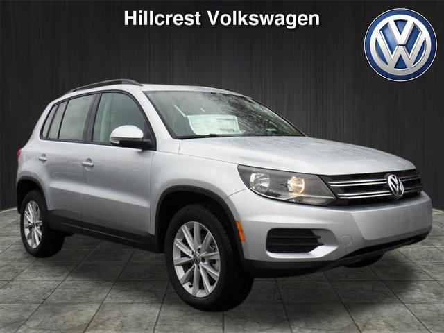 2018 Volkswagen Tiguan Limited 2.0T 4Motion Lower Burrell PA