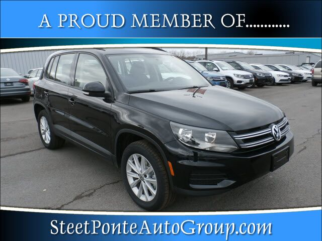 2018 Volkswagen Tiguan Limited 2.0T 4Motion Yorkville NY