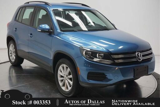 2018_Volkswagen_Tiguan Limited_2.0T BACK-UP CAMERA,KEY-GO,17IN WHLS_ Plano TX