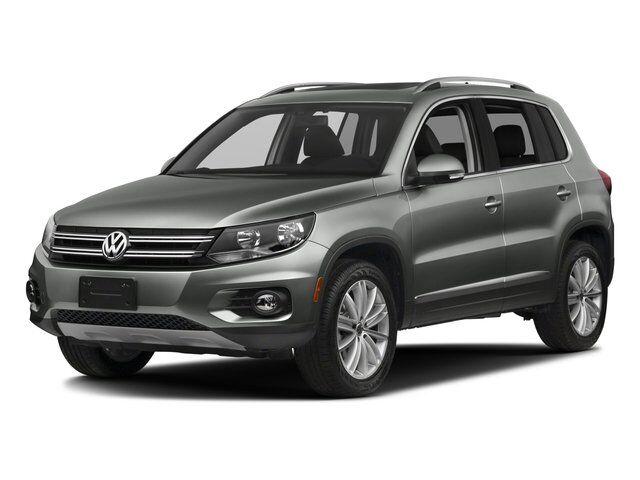 2018 Volkswagen Tiguan Limited 4MOTION® El Paso TX
