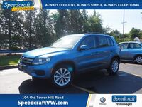 Volkswagen Tiguan Limited AWD 2.0T 4Motion 4dr SUV 2018