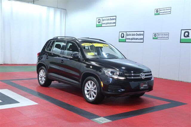 2018 Volkswagen Tiguan Limited BASE Braintree MA