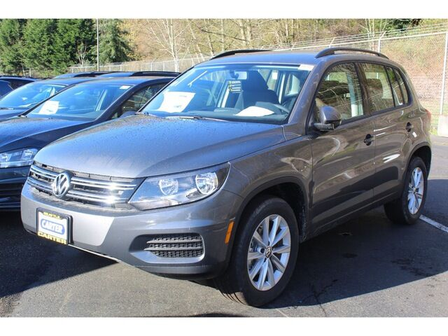 2018 Volkswagen Tiguan Limited Edition Premium/Wheel Pkg Seattle WA