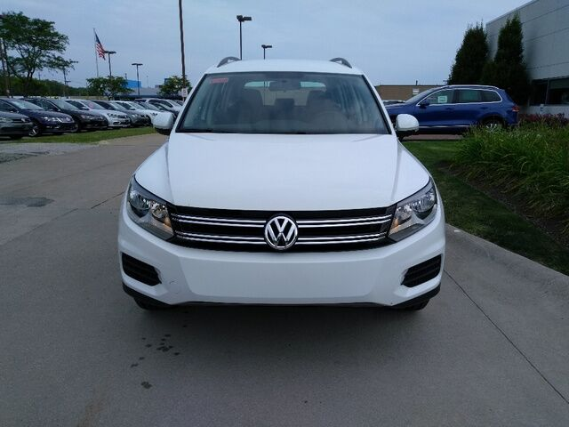 2018 Volkswagen Tiguan Limited LIMITED 2.0T 4MOTION Mentor OH