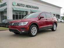 2018_Volkswagen_Tiguan_S , 3rd Row Seat, Back-Up Camera, Bluetooth Connection, Integrated Turn Signal Mirrors_ Plano TX