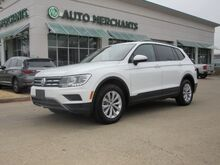 2018_Volkswagen_Tiguan_S 4Motion BLIND SPOT, BACKUP CAMERA , NAVIGATION, BLUETOOTH CONNECTIVITY_ Plano TX