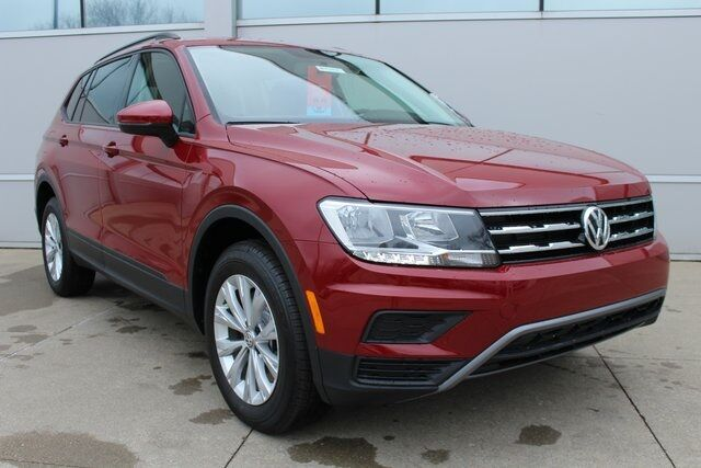 2018 Volkswagen Tiguan S 4Motion Lexington KY