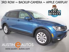 Volkswagen Tiguan S *BACKUP-CAMERA, COLOR TOUCH-SCREEN, 3RD ROW SEATING, REMOTE KEYLESS ENTRY, BLUETOOTH PHONE & AUDIO, APPLE CARPLAY 2018
