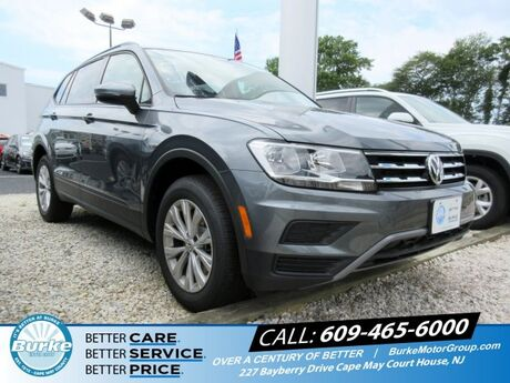 2018 Volkswagen Tiguan S South Jersey NJ