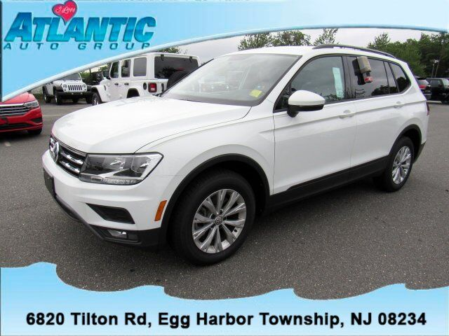 2018 Volkswagen Tiguan S Egg Harbor Township NJ