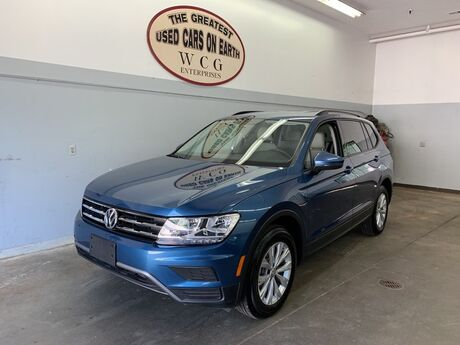 2018 Volkswagen Tiguan S Holliston MA