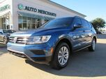 2018 Volkswagen Tiguan S. THIRD ROW, BACKUP CAM, APPLE CAR PLAY/ANRDOID AUTO, BLUETOOTH/AUX/USB, STEERING WHEEL AUDIO CNTLS