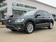 2018_Volkswagen_Tiguan_S THIRD ROW, BACKUP CAM, APPLE CAR PLAY/ANRDOID AUTO, BLUETOOTH/AUX/USB, STEERING WHEEL AUDIO CNTLS_ Plano TX