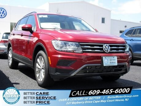 2018 Volkswagen Tiguan S with 4MOTION® South Jersey NJ