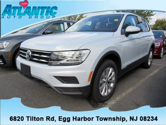 2018 Volkswagen Tiguan S with 4MOTION® Egg Harbor Township NJ