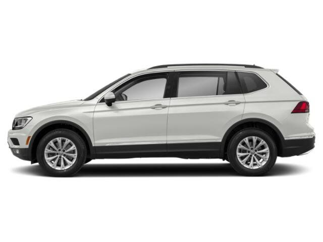2018 Volkswagen Tiguan S with 4MOTION® Green Bay WI